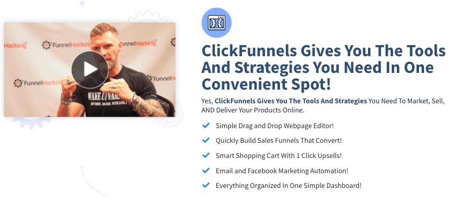 ClickFunnels Tools & Strategies