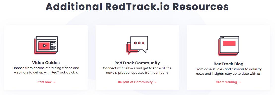 RedTrack Resources