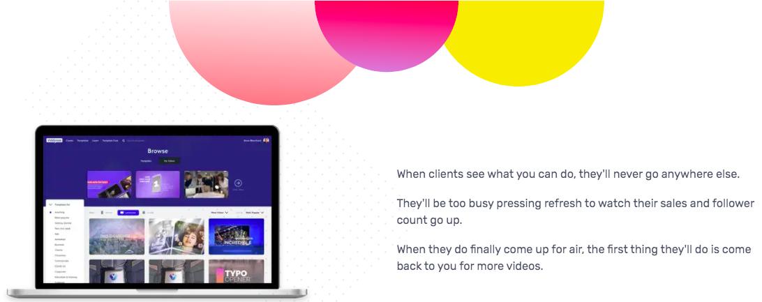 Viddyoze create animation videos