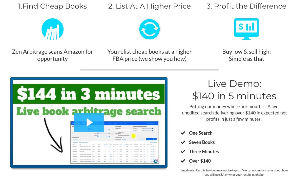 zen arbitrage book arbitrage