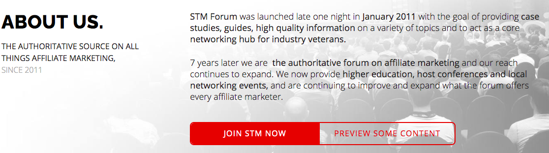 About STM Forum