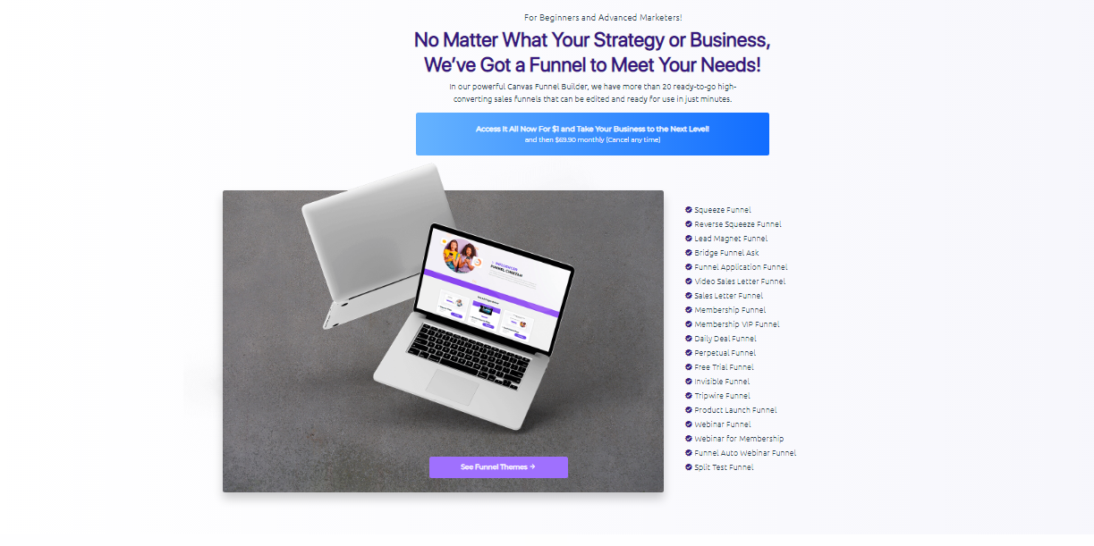 Builderall Sales Funnels