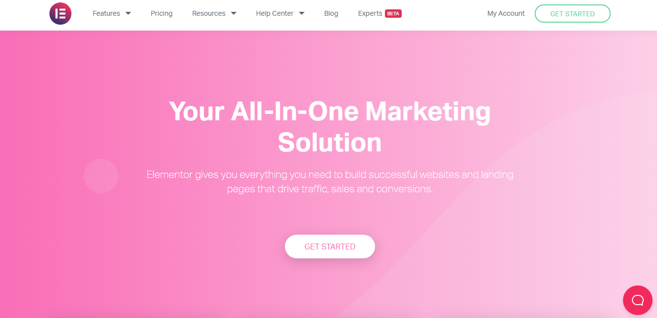 Elementor Marketing