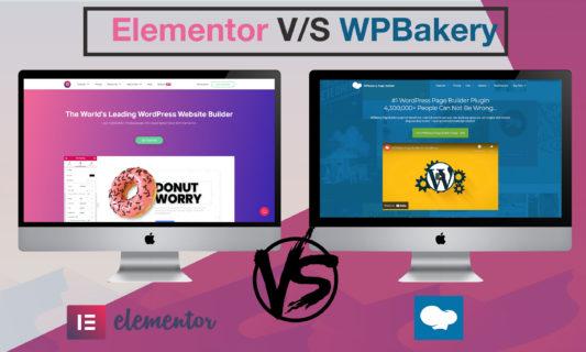 Elementor-vs-WPBakery