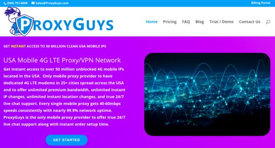 ProxyGuys Review