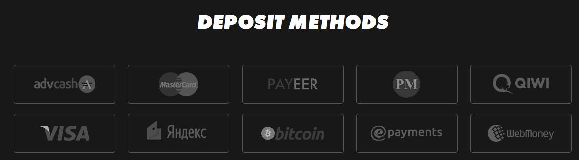 Push House Money Deposit