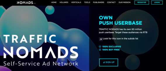 Traffic Nomads Review