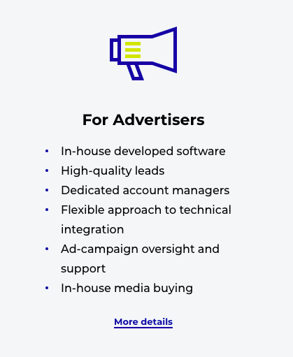 Advendor For Publishers