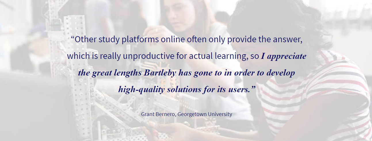 Bartleby University Review