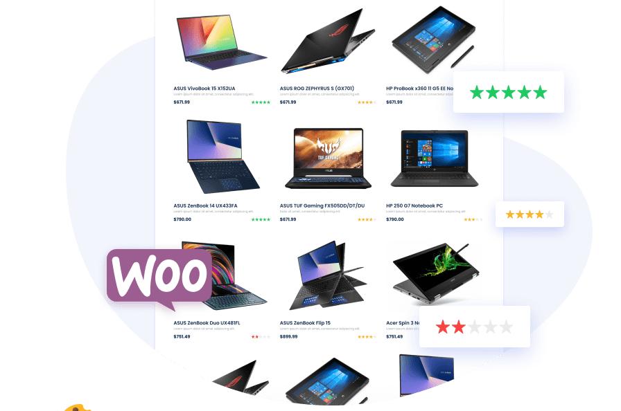 Crocoblock WooCommerce Projects