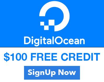 Digital Ocean Banner Free $100 Credit