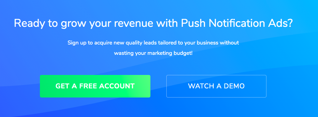 RollerAds Ready To Grow Revenue