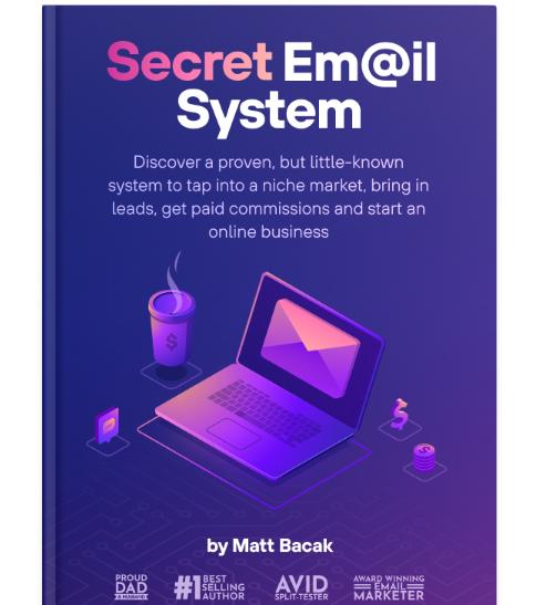 Secret Email System