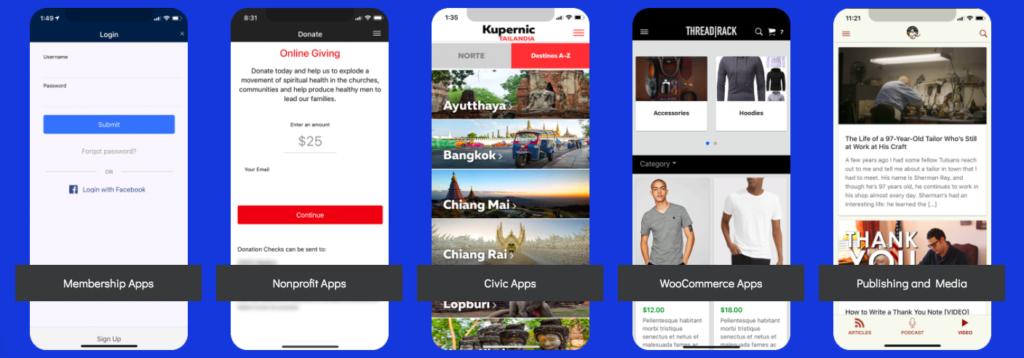 Apppresser App Examples