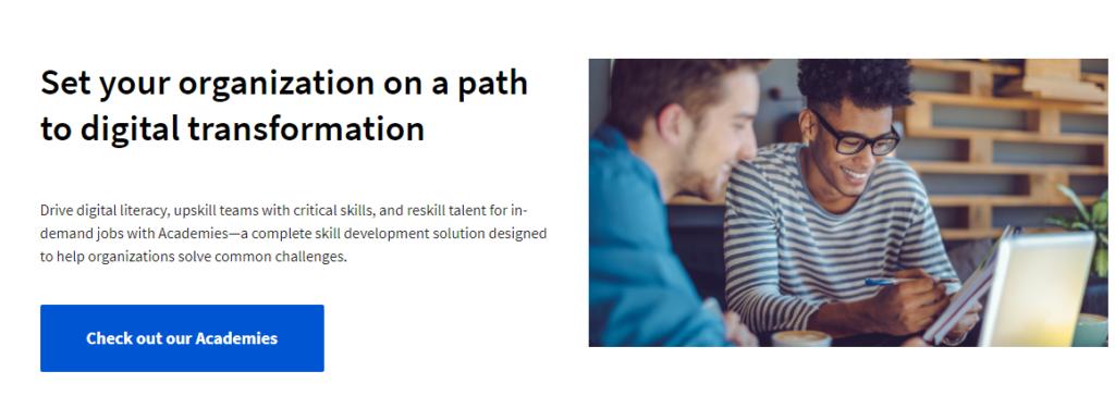 Digital Transformation Coursera
