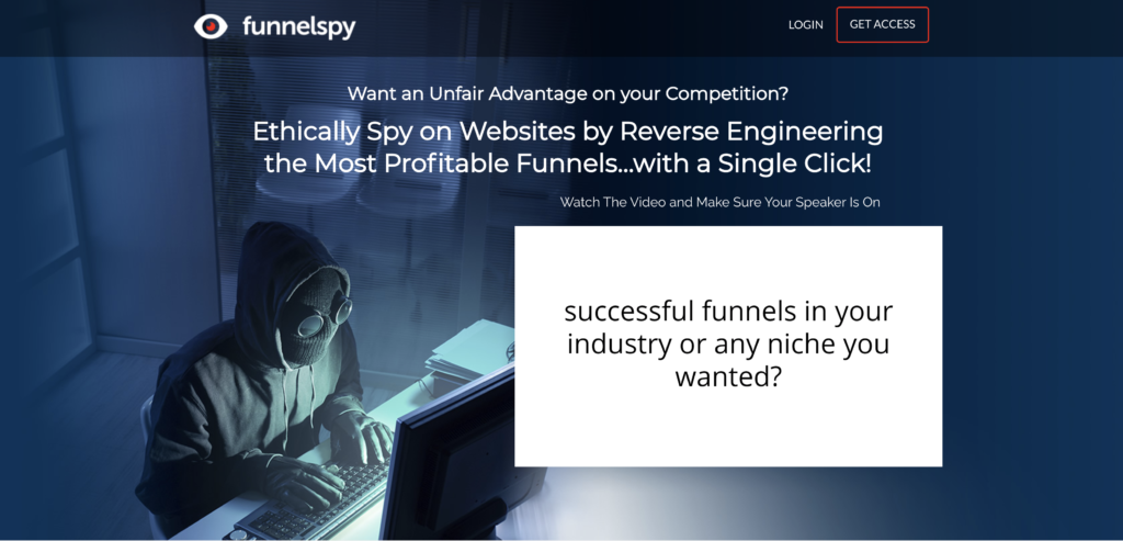 Funnel Spy review
