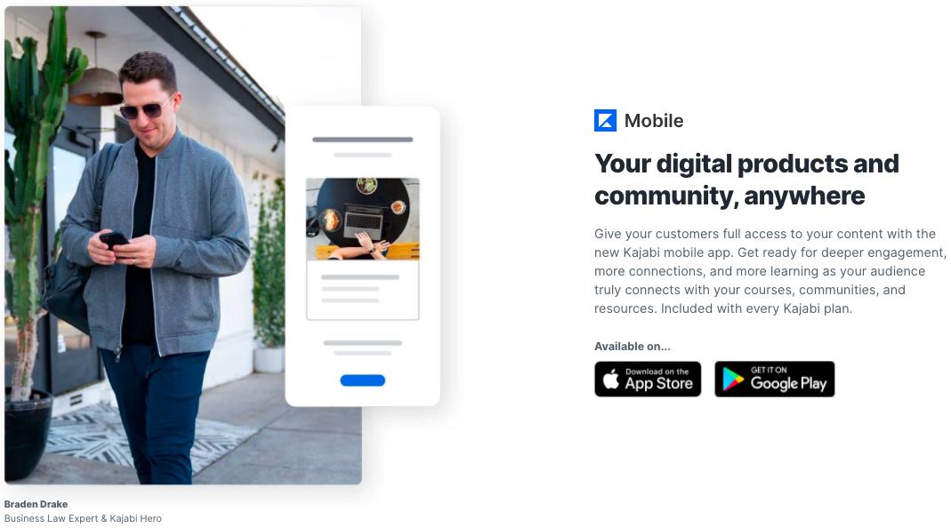Kajabi For Mobile