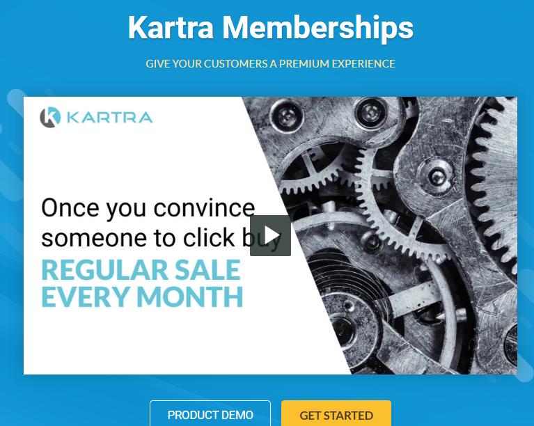Kartra-Memberships