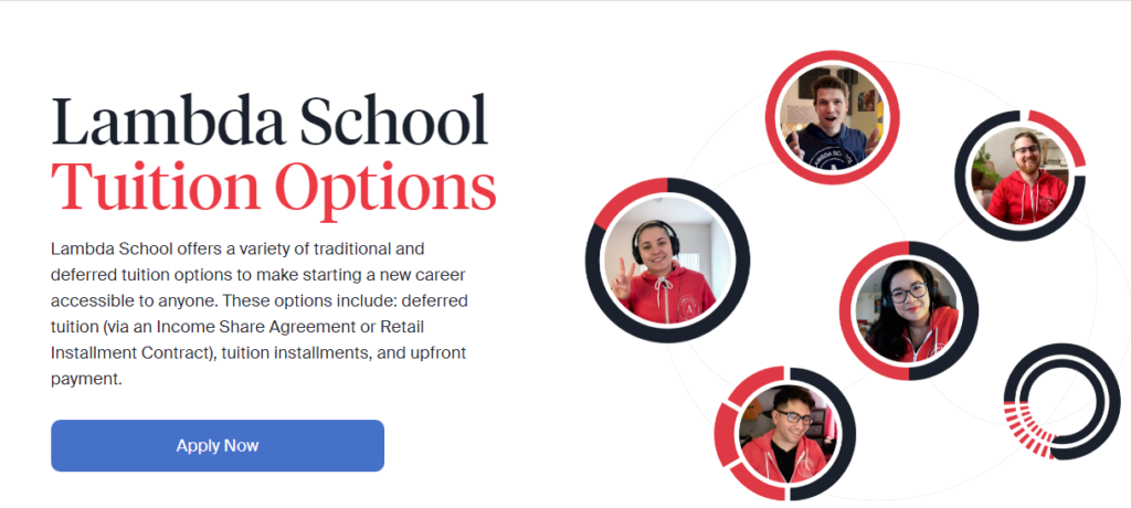 Tuition options