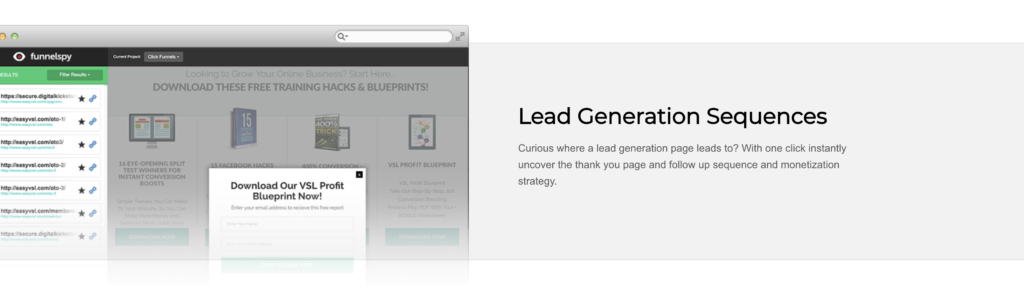 Lead Generation Sequences
