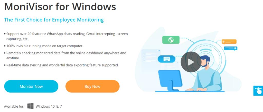 MoniVisor Monitoring - KidsGuard