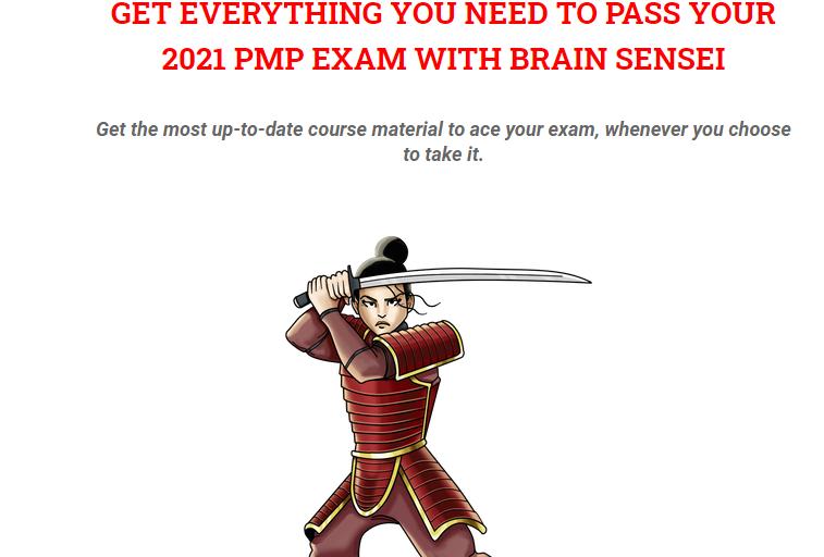 PMP Course - Brain Sensei