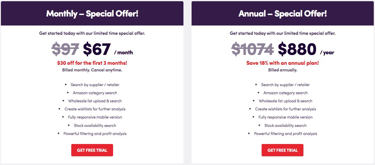 Source Mogul Pricing