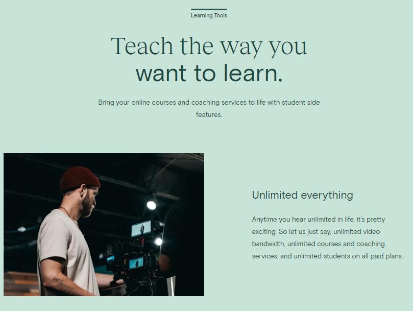 Teachable Learning Tools