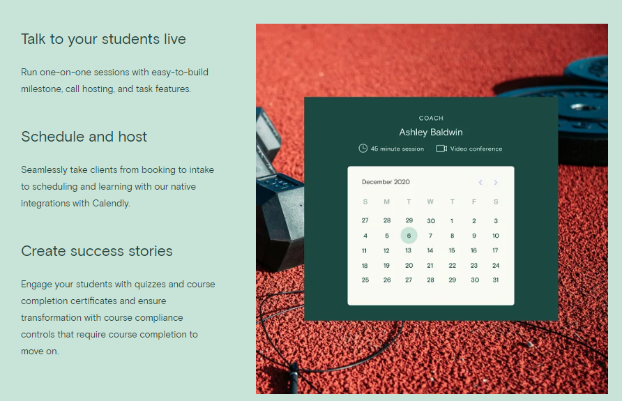 Teachable live interaction with students