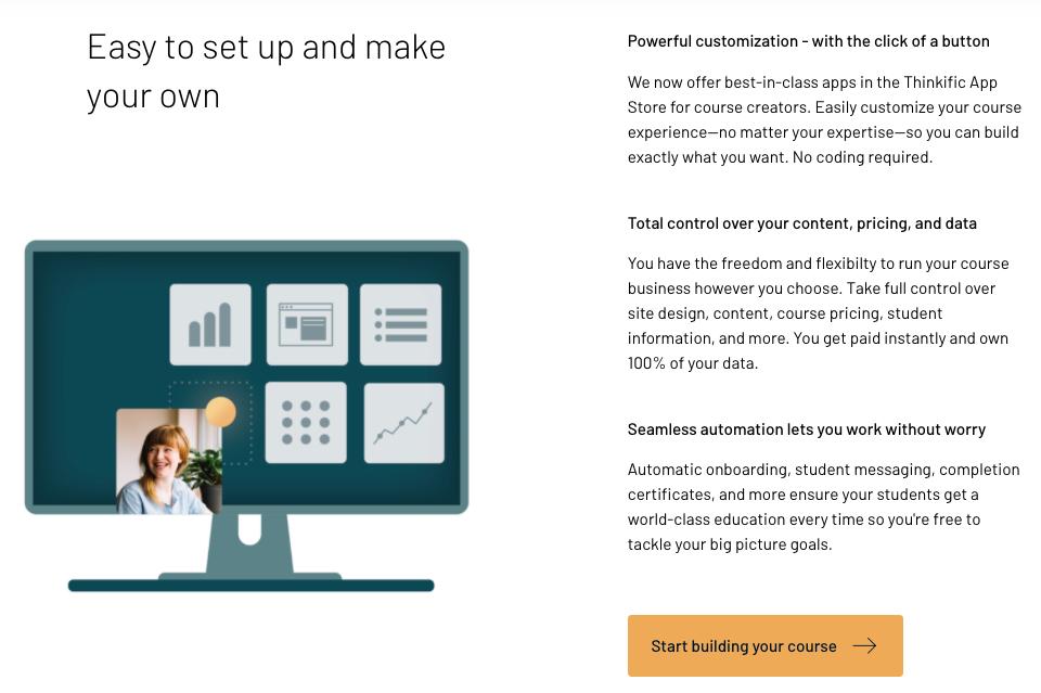 Start Building Course