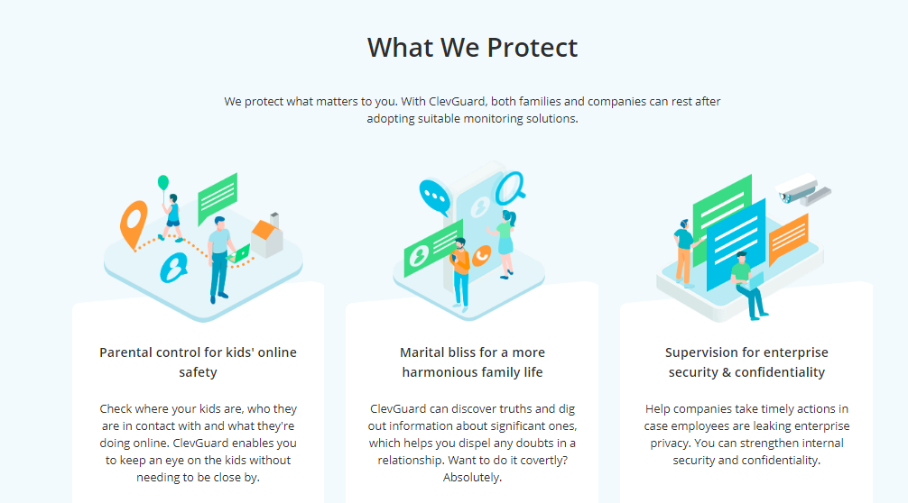What ClevGuard Protect