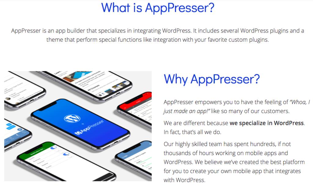 What is Apppresser