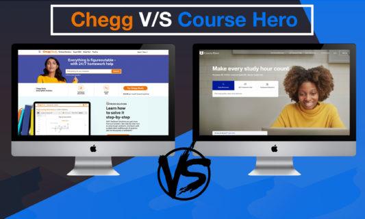 Chegg Vs Course Hero
