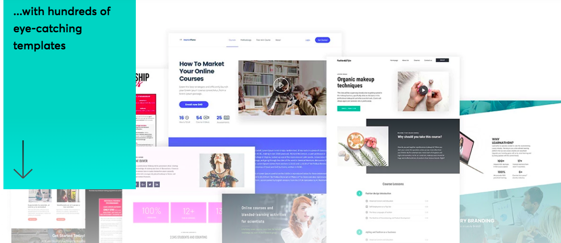 LearnWorlds Templates
