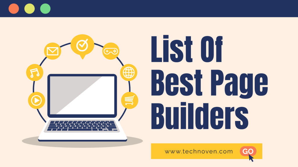 List of Best Page Builders
