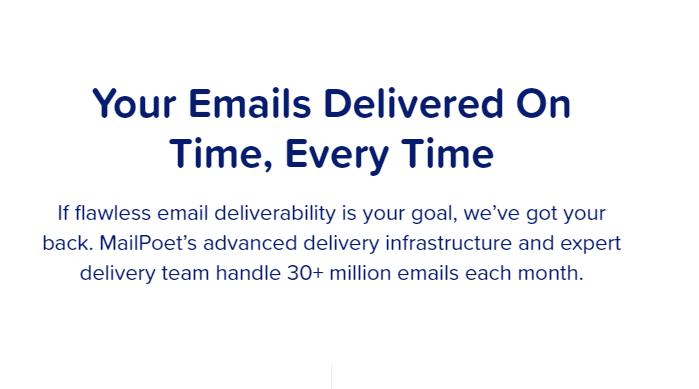MailPoet Email Infrastructure