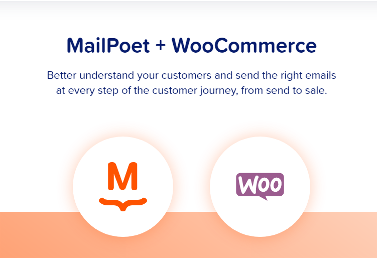 MailPoet + WooCommerce