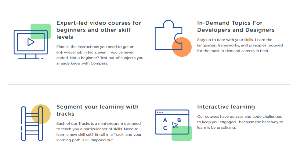 Treehouse Courses
