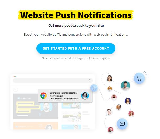 Web Push Notofications