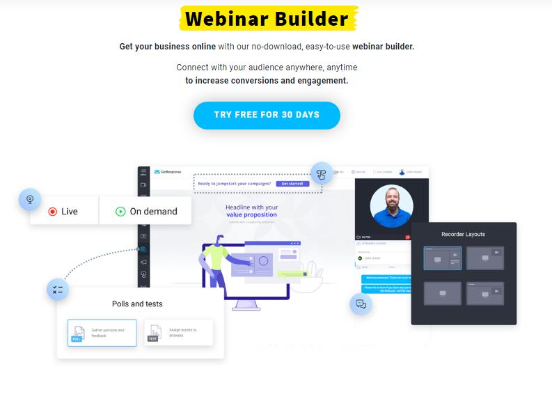 Webinar Builder