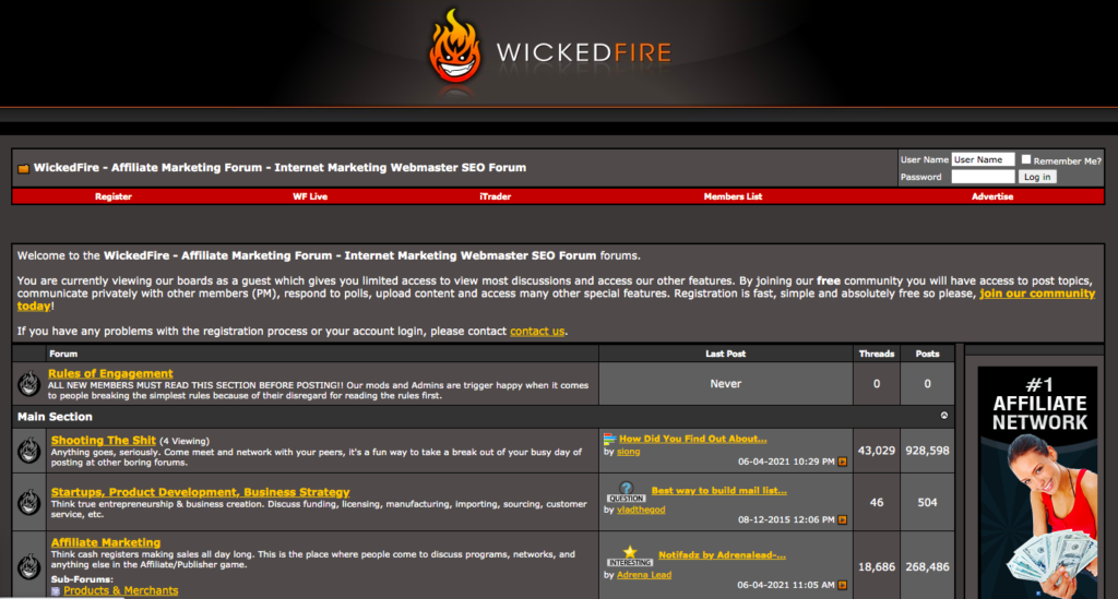 Wicked Fire Forum