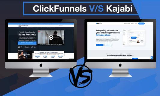 Clickfunnels Vs Kajabi