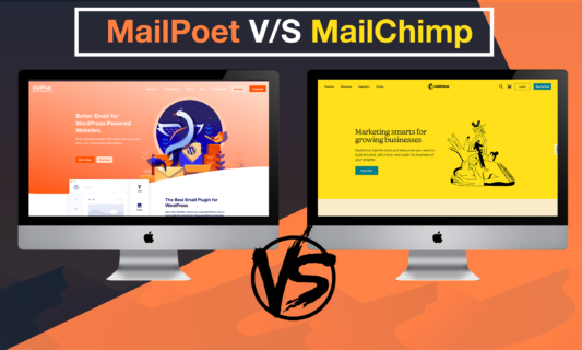 MailPoet vs MailChimp