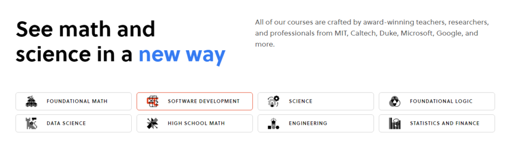 Brilliant Courses