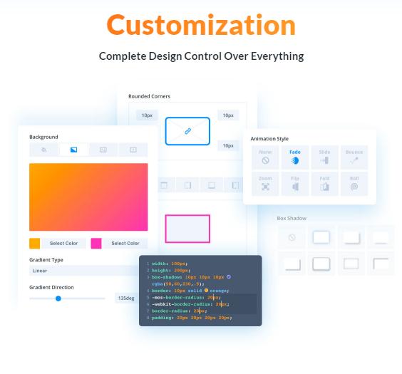 Divi Customization