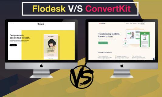 Flodesk vs ConvertKit