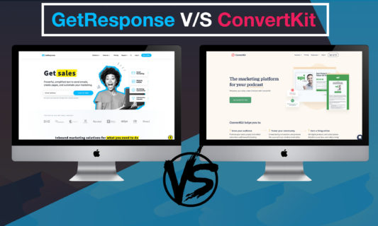 GetResponse vs ConvertKit