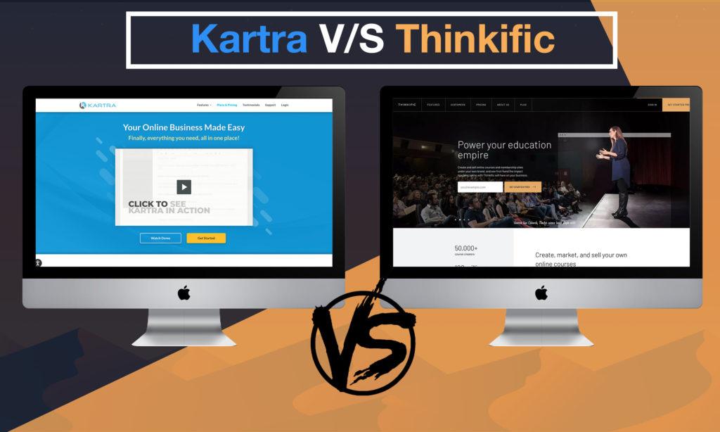 Kartra vs Thinkific