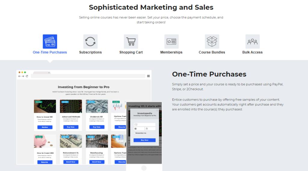 LeanDash Marketing and Sales