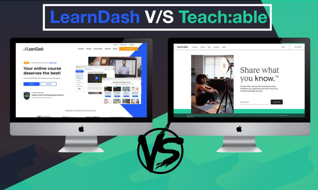 LearnDash Vs Teachable